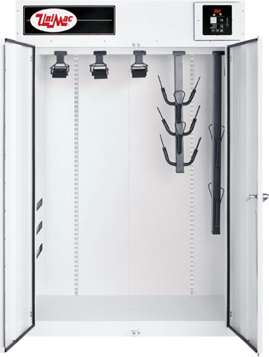 UniMac's Fireman's Gear Cabinet