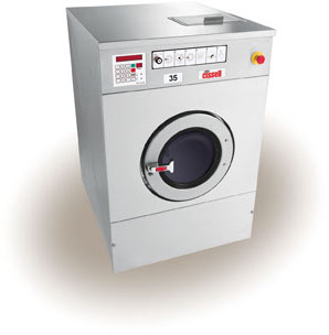 Cissell Hardmount OPL Washer-Extractor
