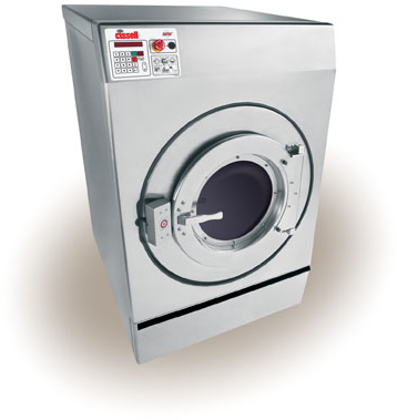 Cissell Hardmount High Speed Washer-Extractor